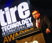 MICHELIN DISTINGUIDA NOS TIRE TECHNOLOGY AWARDS