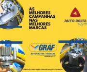 AUTO DELTA | CAMPANHA DE BOMBAS DE ÁGUA