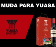 KRAUTLI | CAMPANHA YUASA OFERTA DE CABAZ DE NATAL