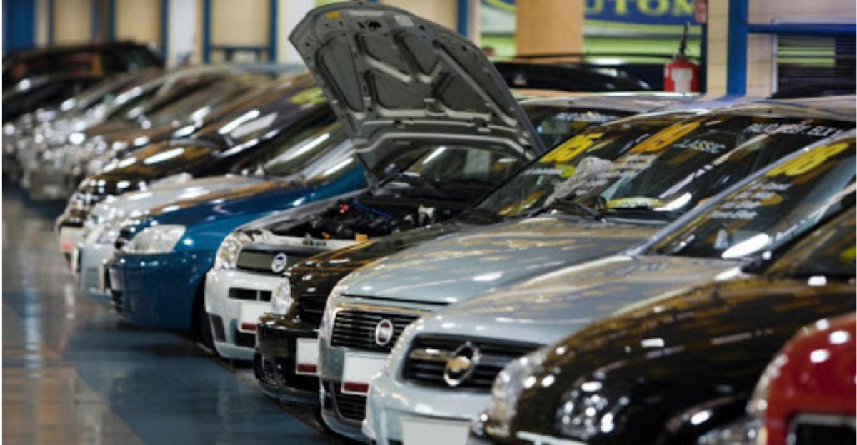 Em Março vendas de carros crescem 63% na Europa