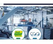 CGA   Tem novo website