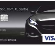 Cartão Soc. Com. C. Santos | Faz cinco anos e apoia a APPACDM da Maia