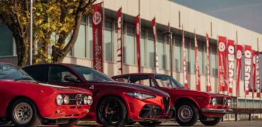 Alfa Romeo celebra 111.º aniversário ao lado dos fãs_AnecraRevista