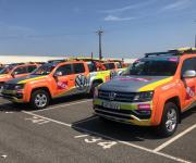Instituto de Socorros a Náufragos com o maior contingente de sempre de veículos para a segurança das praias portuguesas
