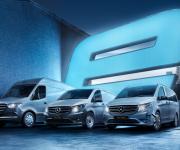 Soc. Com. C. Santos promove condução de eVans Mercedes-Benz
