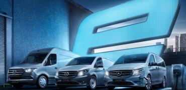 Soc. Com. C. Santos promove condução de eVans Mercedes-Benz _AnecraRevista