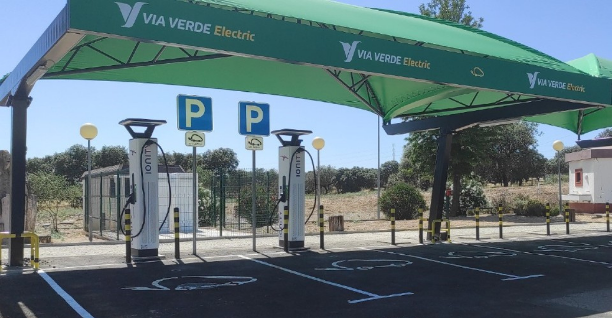 Via Verde Electric liga carros elétricos a Espanha