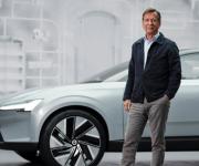 Volvo quer atingir 1 200 000 automóveis/ano