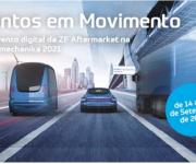 ZF Aftermarket  Apresenta evento digital na Automechanika Frankfurt com os mais recentes destaques para o mercado de pós-venda e frotas