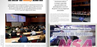 32.ª Convenção Anual da ANECRA Um sector em mudança acelerada Anecra Revista