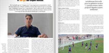 João Patrício – Gabinete Técnico A força da experiência Anecra Revista