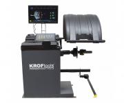 KROFtools | Apresenta novos Máquinas de Calibrar Rodas