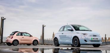 """Novo 500 vence categoria de """"Small Car of the Year"""" nos News UK Motor Awards"""" Anecra Revista"""