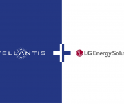 Stellantis e LG Energy Solution criam uma joint-venture para a produção de baterias de iões de lítio na América do Norte